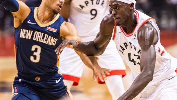 Старт нового сезону НБА