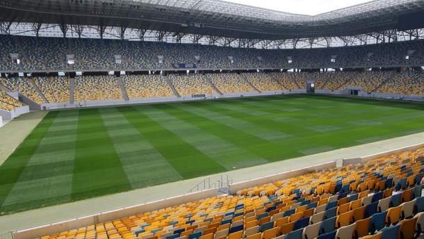 """Директор """"Арены Львов"""" назвал сумму аренды стадиона: на матчи сборной она возрастает втрое"""