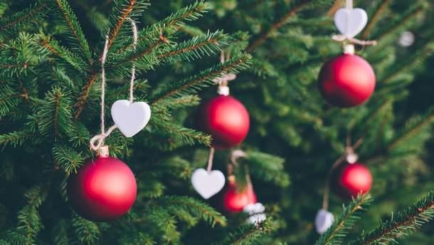 Выходные на Рождество 2020 в Украине – выходные дни в Сочельник