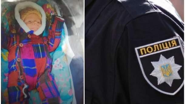 Викрадення немовляти на Київщині: у поліції розповіли деталі спецоперації
