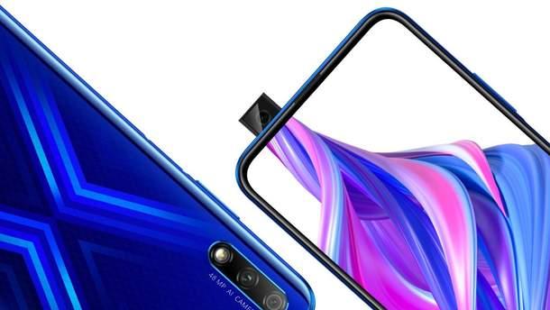 Смартфон Honor 9X уже можно купить в Украине: цена