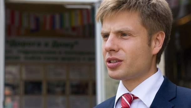 Гончаренко: Хочу когда-нибудь стать президентом