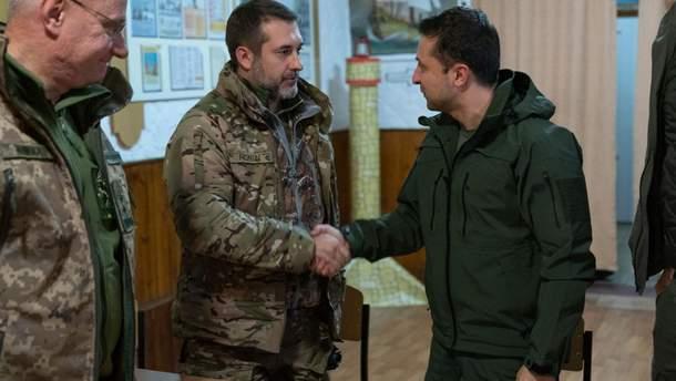 Він був не дуже швидким, – Зеленський про ексголову Луганської ОДА