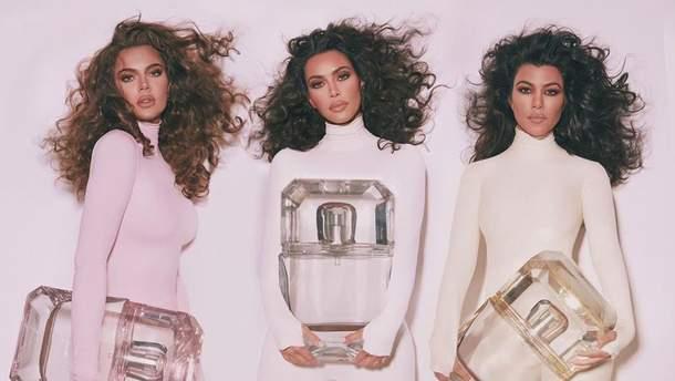 Новая коллекция бренда KKW Fragrance