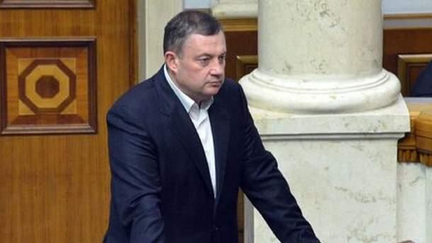 С депутатата Ярослава Дубневича сняли недорканнисть