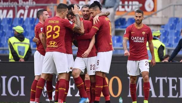 Рома – Наполи: обзор, счет, видео голов матча 02.11.2019