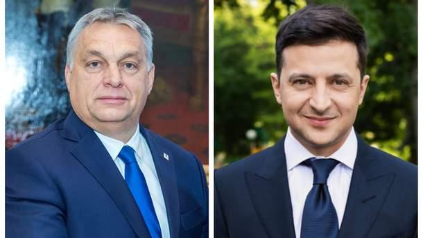 Зеленскому готовят срочную встречу с Орбаном
