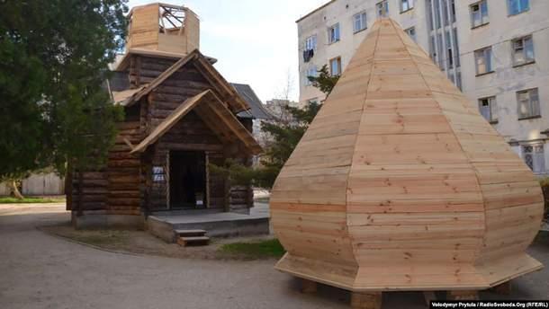 Оккупанты хотят снести храм ПЦУ в Евпатории