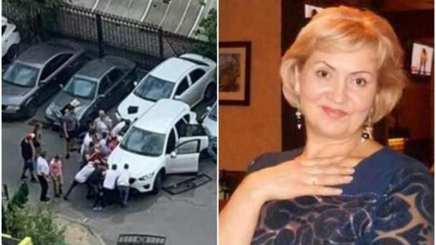Пострадавших в ДТП с тещей Притулы маму и сына выписали из больницы