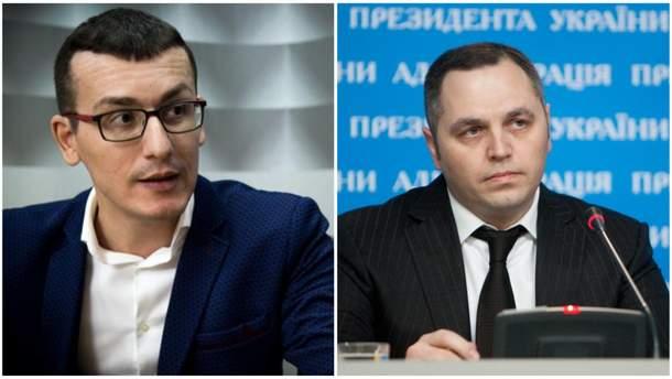 Томиленко осудил угрозы журналистам от Портнова