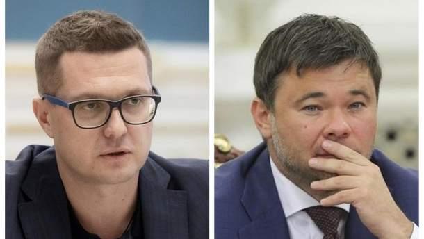 Баканов вибив Богдану зуб під час сутички, пишуть журналісти