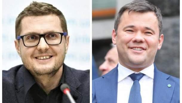 Богдан с Бакановым на самом деле не дрались