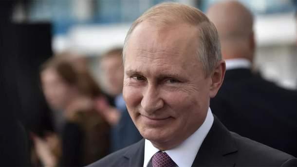 Путин не собирается отказываться от транзита газа через Украину