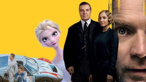 фильмы 2019 премьеры ноября 2019 что посмотреть в кино
