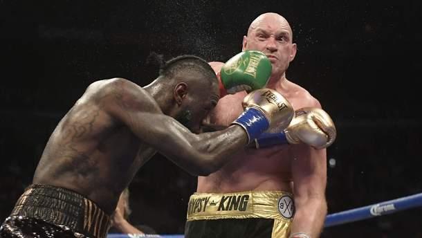 Деонтей Уайлдер – Тайсон Ф'юрі реванш – дата бою за титул WBC