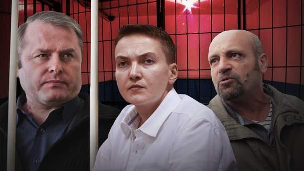 Кто из преступников вышел на свободу по закону Савченко