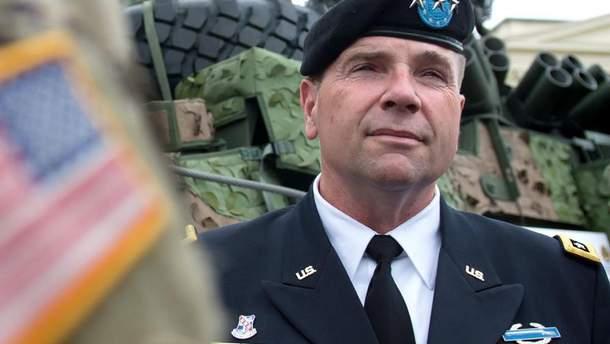 Генерал США Ходжес рассказал, какую помощь Запад должен оказать Украине