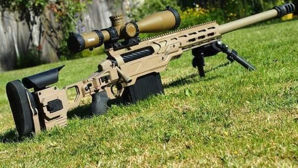 Далекобійні снайперські гвинтівки LRT-3