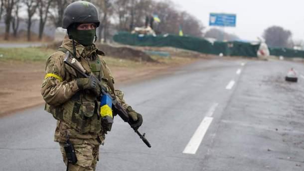 Оккупанты пытаются провоцировать бойцов ВСУ на Донбассе