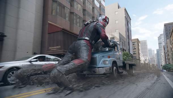 """Кадр из фильма """"Человек-муравей 2"""""""
