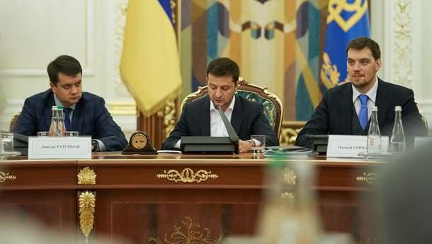 Владимир Зеленский раздал поручения министрам