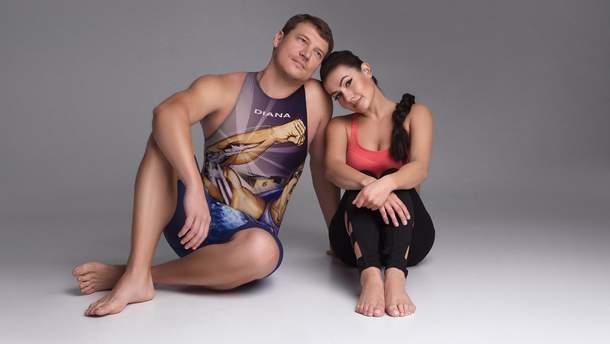 Олег Лисогор и Надежда Васина