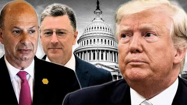 Справа імпічменту Трампа набирає обертів