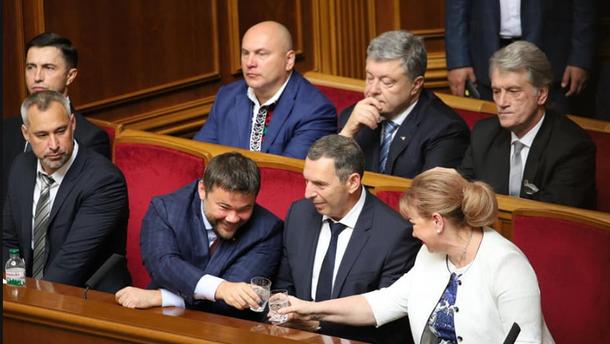 Богдан был одним из тех, кого очень любил Порошенко, даже преследовал, – Рябошапка