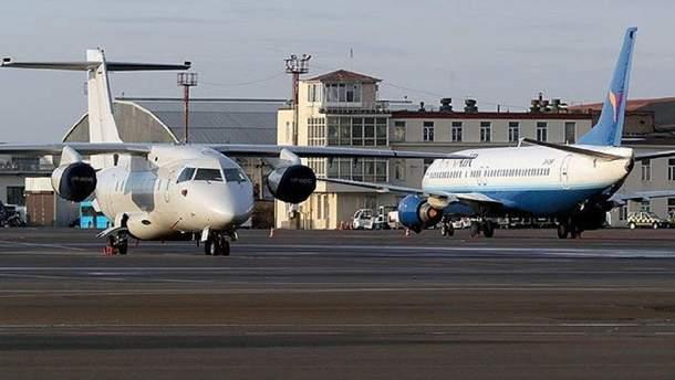 Лишь 9,6% украинцев пользуются авиатранспортом