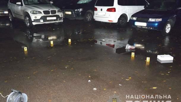 Полиция установила личность подозреваемого в стрельбе в Харькове