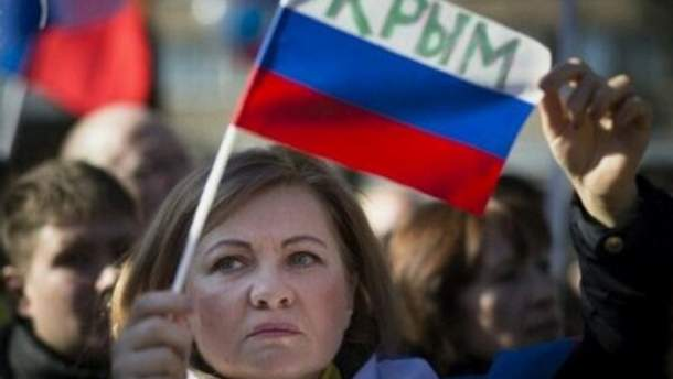 Росія переселила до Криму 140 тисяч своїх громадян