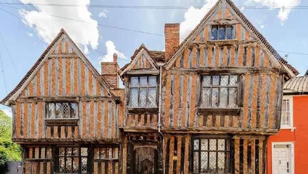 Дом Гарри Поттера в селе Лавенхем