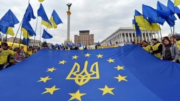Украина предложила Евросоюзу изменения в соглашение об ассоциации