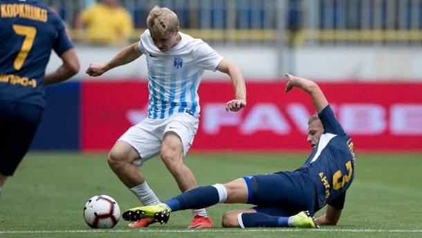 Десна – Днепр-1: смотреть онлайн матч 9 ноября 2019 – 14 тур УПЛ