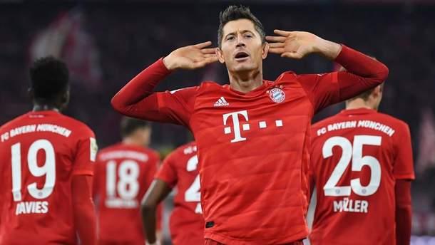 Бавария – Боруссия Дортмунд: обзор, счет, видео голов матча 09.11.2019