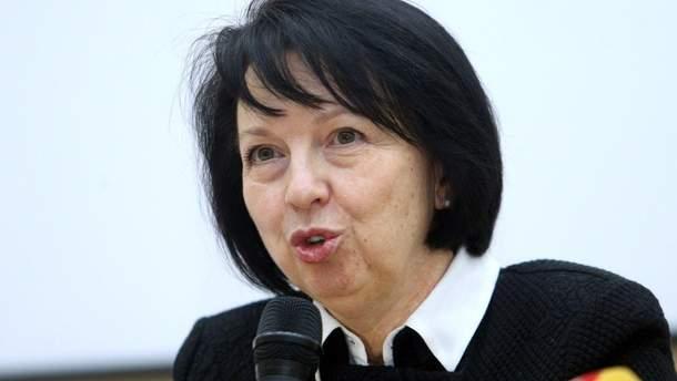 Елену Колесник отстранили