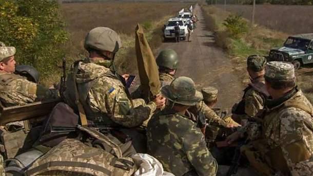 Разведение войск в Петровском началось - 9 ноября 2019
