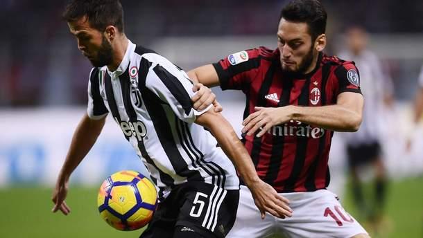 Ювентус – Милан: прогноз и ставки на матч 10.11.2019