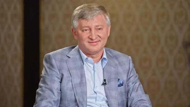 Ахметов запускает Украина 24 - дата, логотип, концепция нового канала Ахметова
