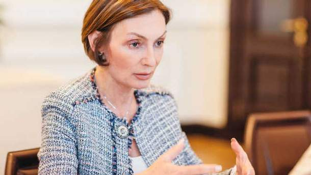 "Екатерина Рожкова анонсировала покупку ""Укргазбанка"""