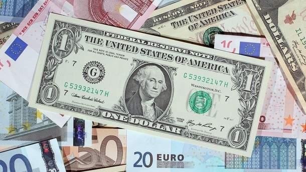 Наличный курс валют 08.11.2019: курс доллара и евро