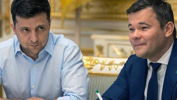 """Результат пошуку зображень за запитом """"Яку зарплату отримали Зеленський і Богдан за жовтень"""""""