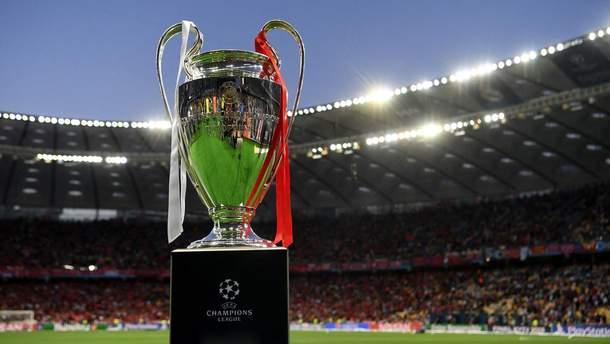 Финал Лиги чемпионов 2024 года может состояться в США