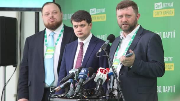 """Корниенко может возглавить """"Слугу народа"""": что говорит он сам"""