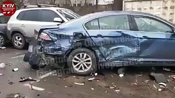 ДТП на Київщині