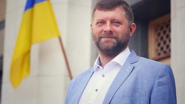 Александр Корниенко - биография, фото семья лидера партии Слуга народа