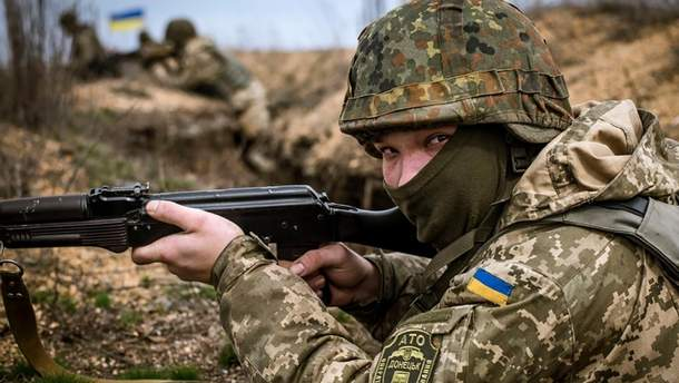 Разведение войск продолжается возле Петровского