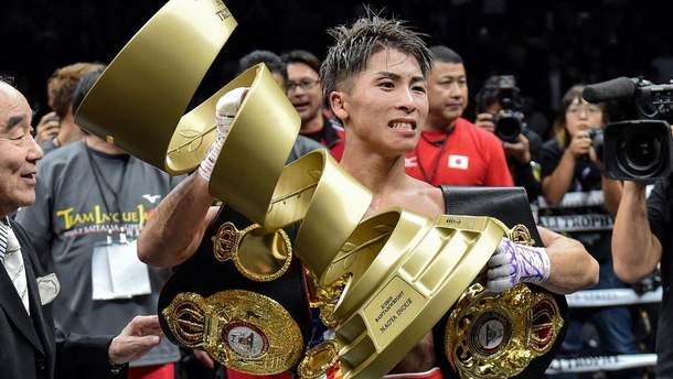 Боксер  Наоя Иноуэ – японский монстр, рекордсмен и победитель WBSS