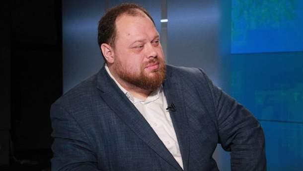 """Народовладдя від """"Слуги народу"""": Стефанчук розкрив суть нових законопроєктів"""