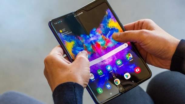 Гнучкий смартфон Samsung  Galaxy Fold таки з'явиться в Україні